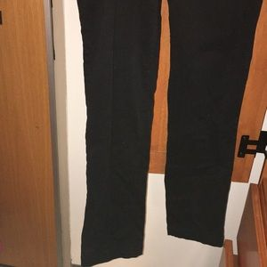 American Eagle Straight Pant Black Jeans
